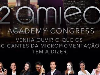 II Amiea Congress no Estética in SP - 07/04/2018