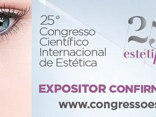 Estétika 2017 - Em São Paulo - Estaremos lá de 3 a 6 de agosto!