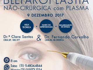 Curso de Blefaroplastia Não Cirúrgica com Jett Plasma - RJ