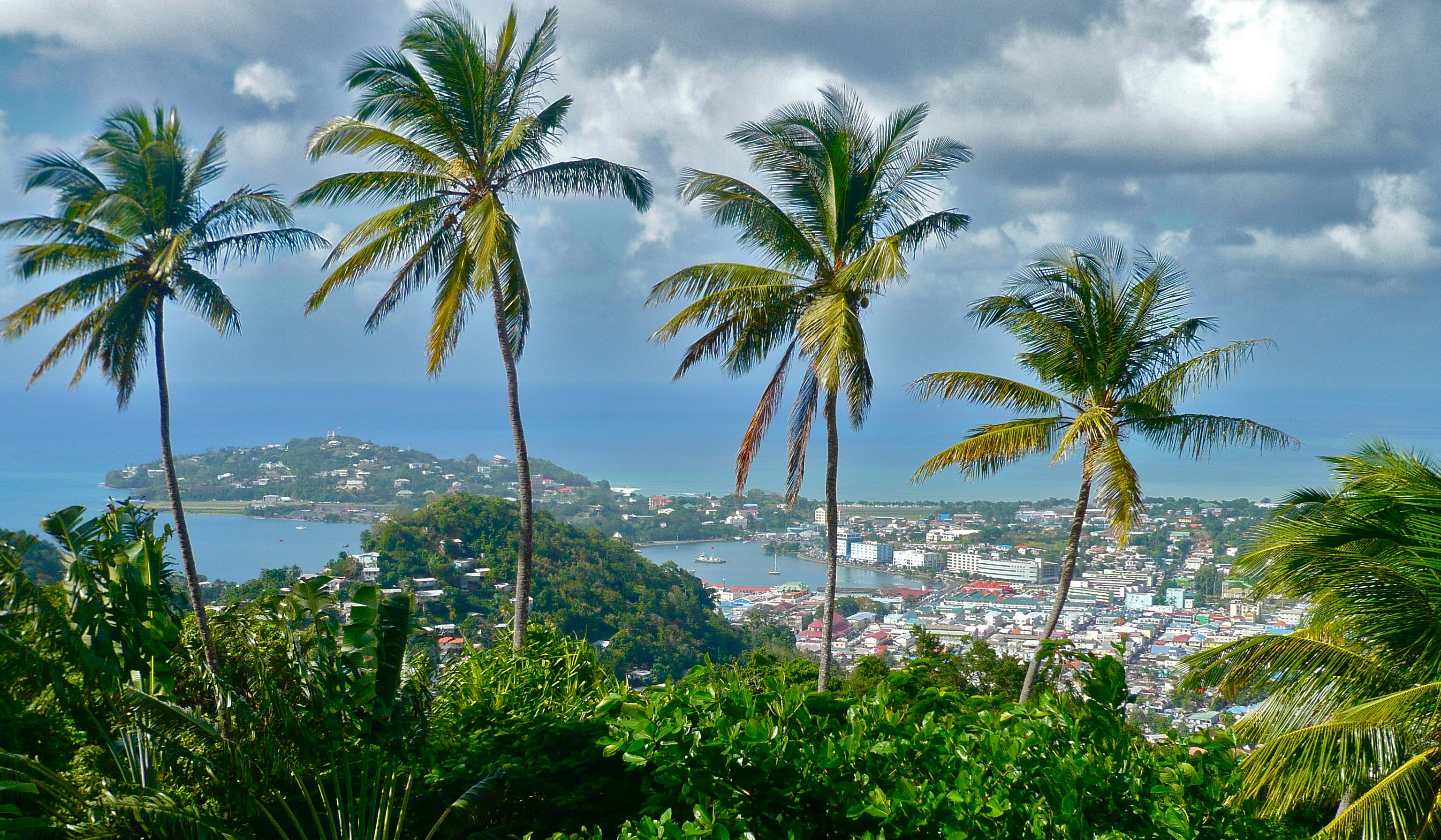 Explore old port capital - Castries