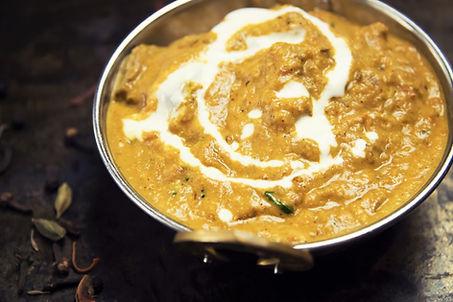 Thali indien du restauran 5 Fourchettes Bonapriso Douala