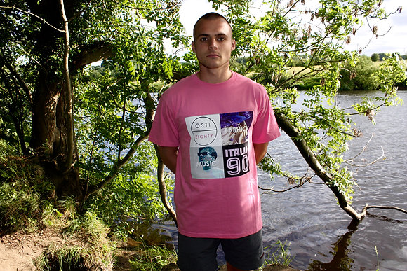 Osti80 Fashion/Music/Football Pink
