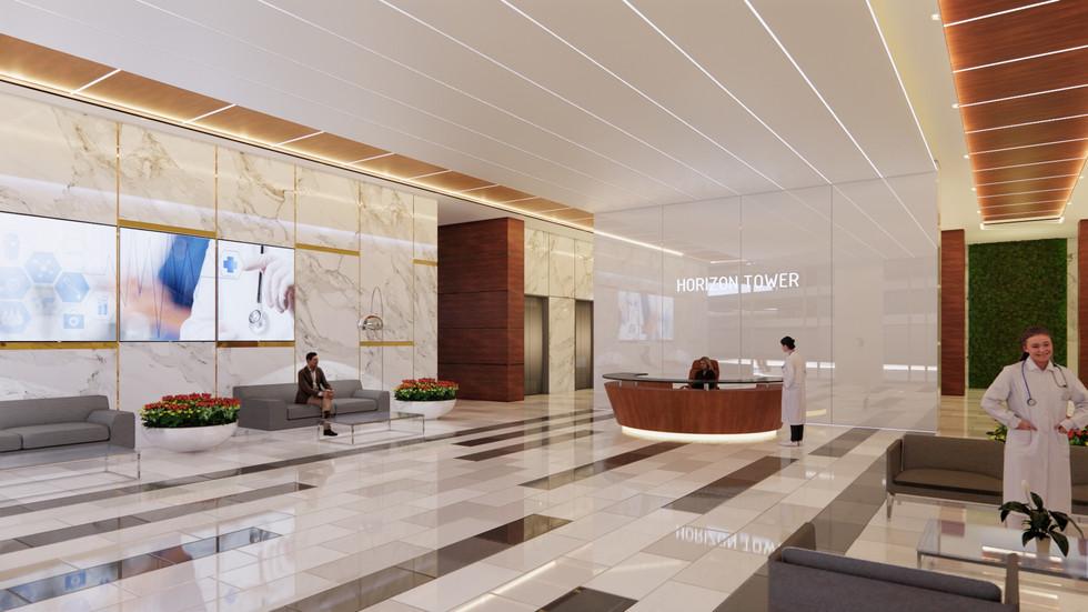 Lobby - View 1