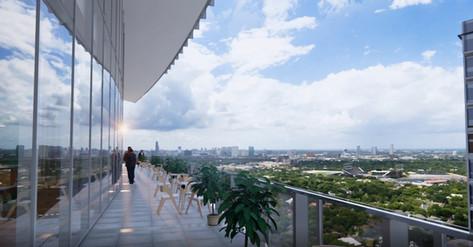 Horizon Balcony