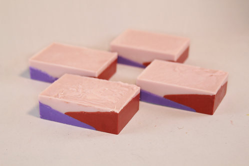 Berry Happy Bar Soap