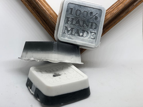 Activated Charcoal & Tea Tree Cleansing Soap