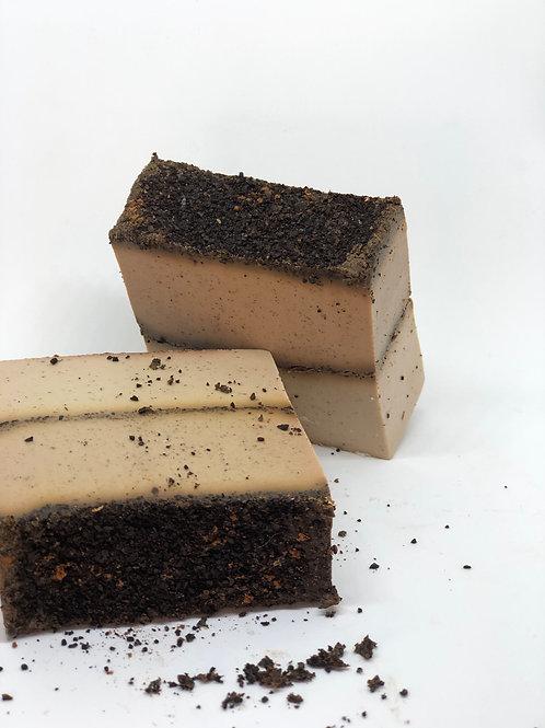 Mocha Exfoliating Bar Soap
