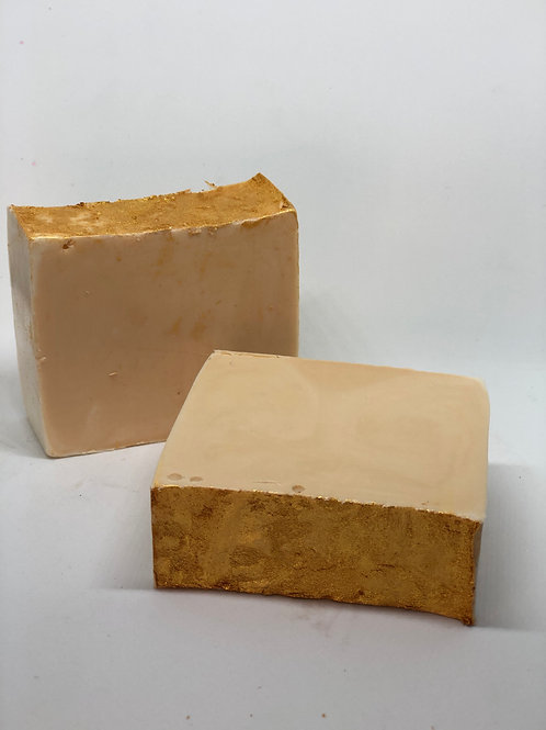Gold & Frankincense Bar Soap