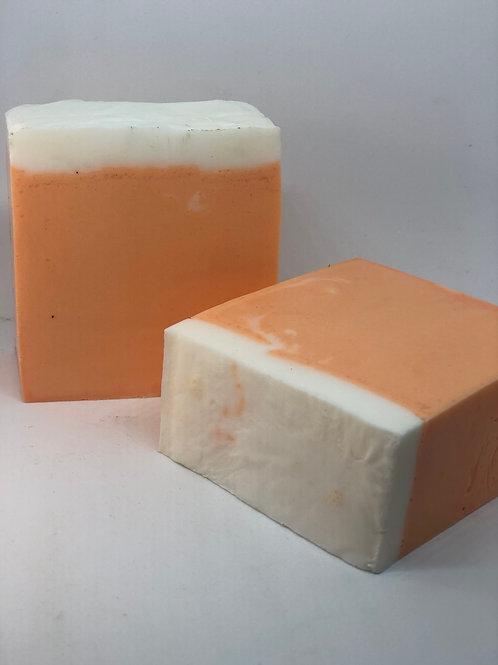 Orange Creamsicle Bar Soap
