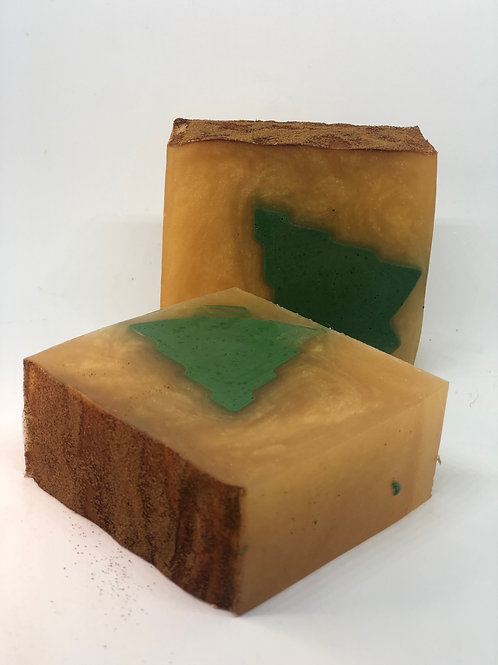 Eggnog Bar Soap