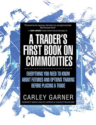 Why Carley Garner Wrote A Trader's First Book on Commodities