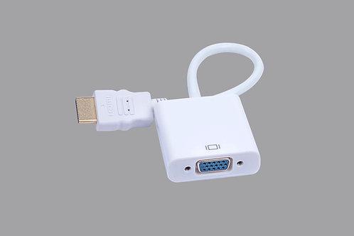 Convertidor VGA - con cable de audio