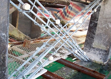 Installation of CP System on Marine Structures