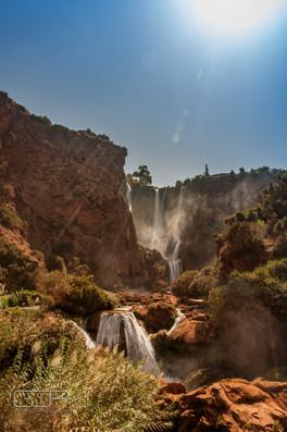 Ouzoud Falls - Morroco