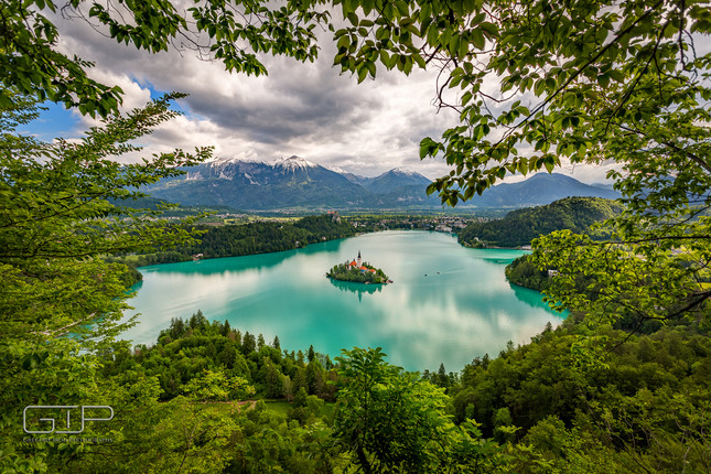 Bled Lake - Slovenia