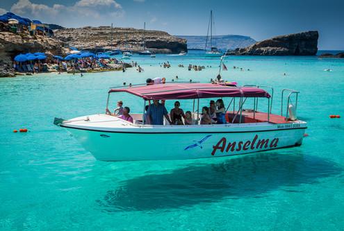Blue Lagoon - Malta