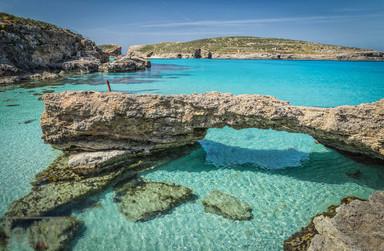 Blue lagoon - Comino Island