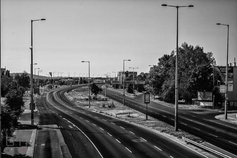 NOBODY NOWHERE M1-M7 highway