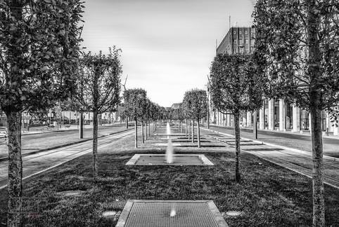NOBODY NOWHERE Deak Ferenc Square