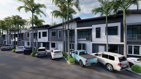 Villas - Exteriors