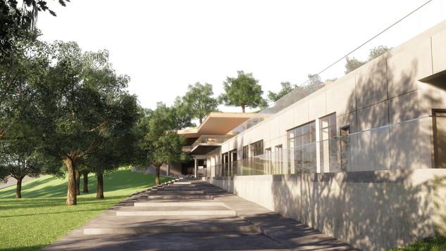 COYOTE HILLS CENTER
