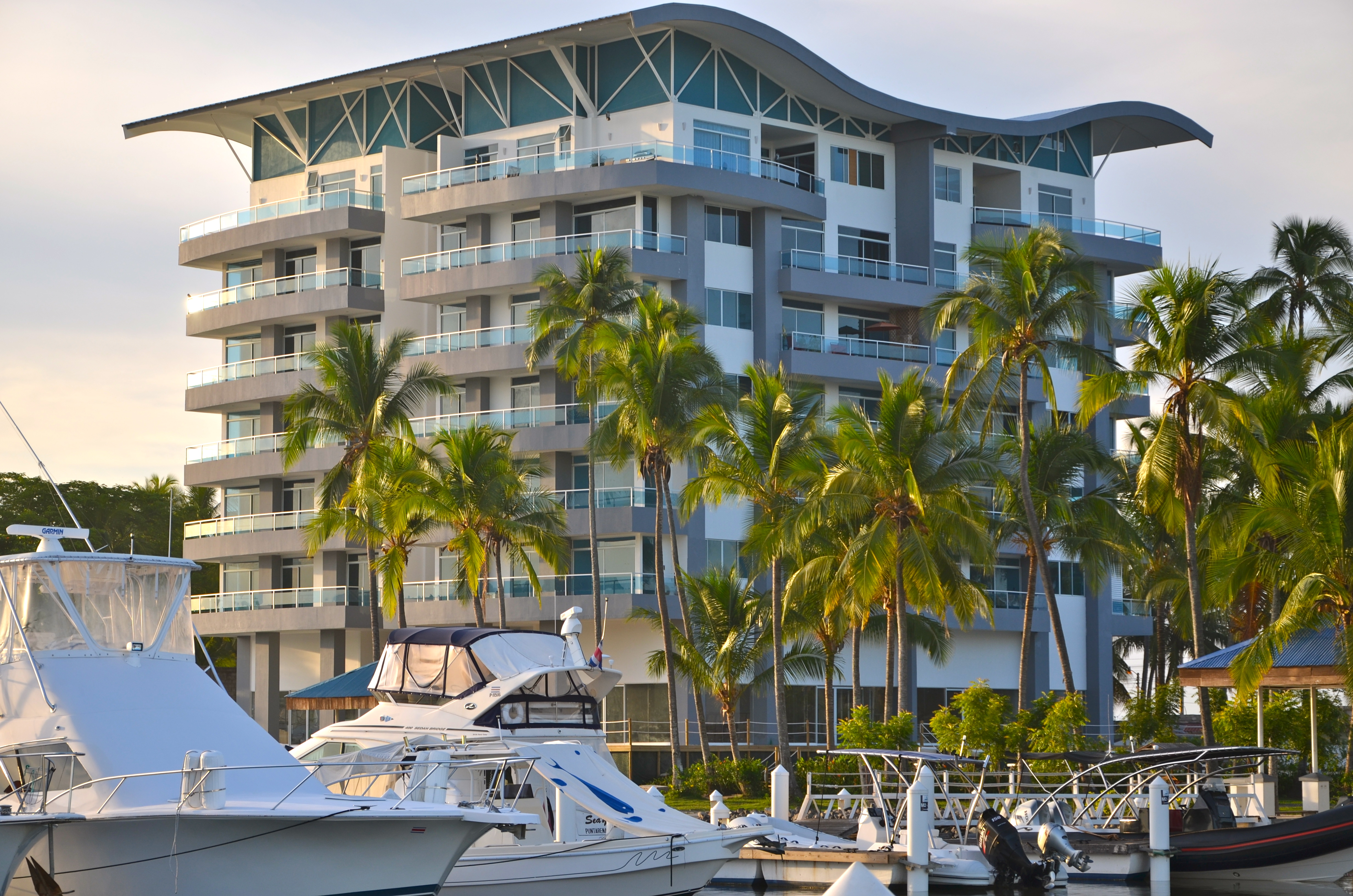 Puerto Azul Marina & Resort
