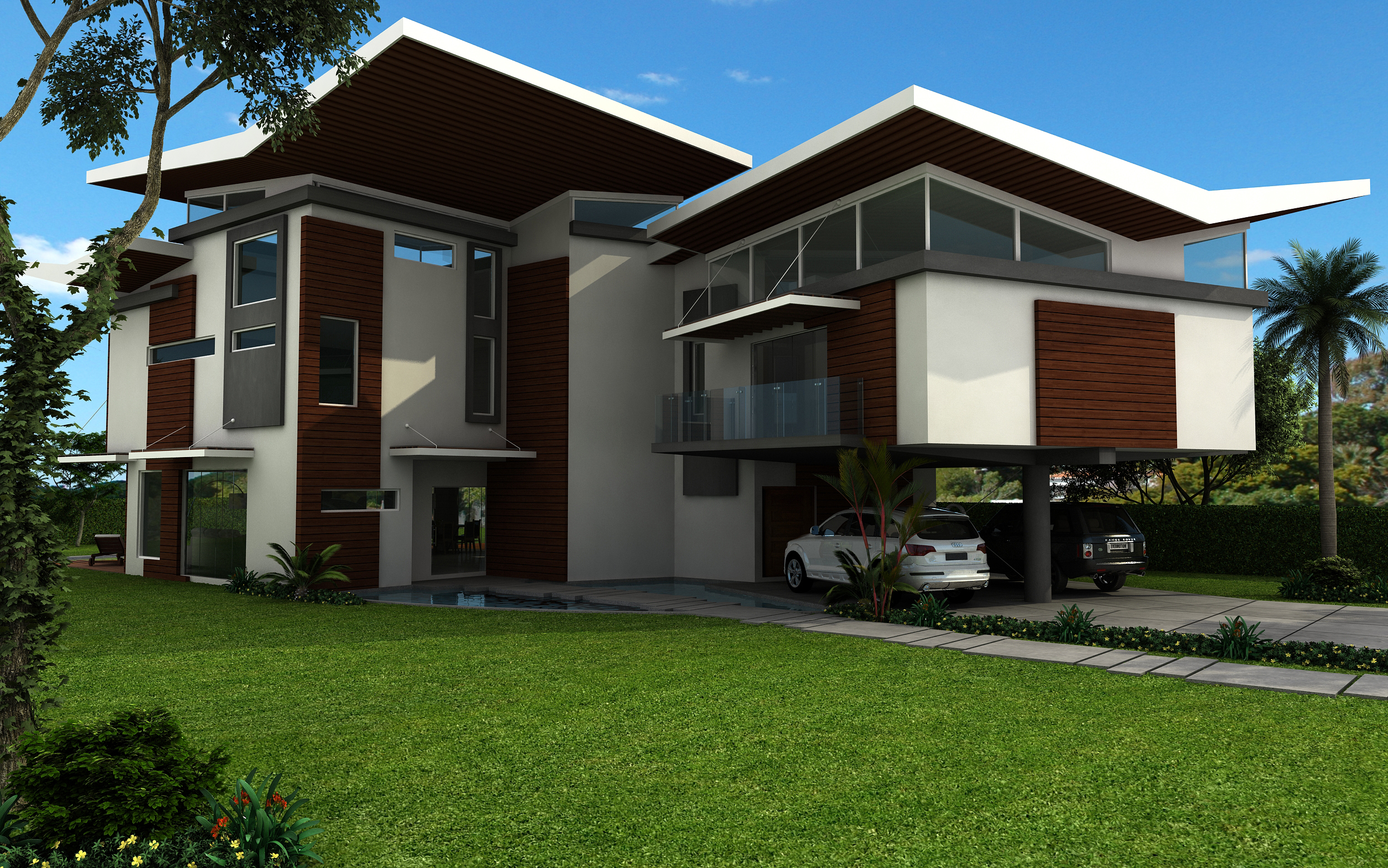House W9