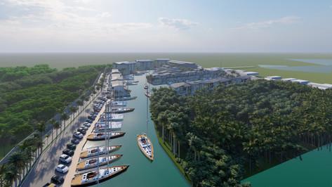 Rio Azul Bay - Exterior