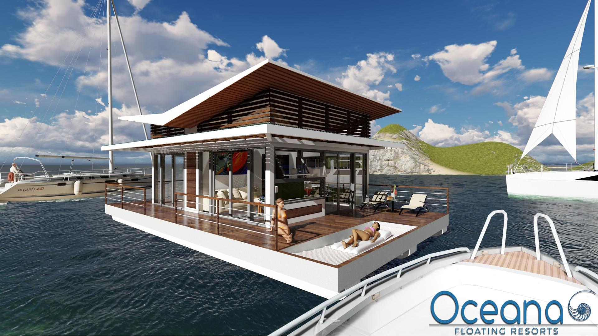 Oceana Floating Resort