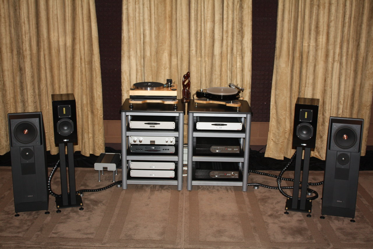 Two Channel Audio System