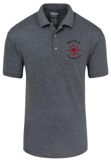 Heat Wave Polo Shirt