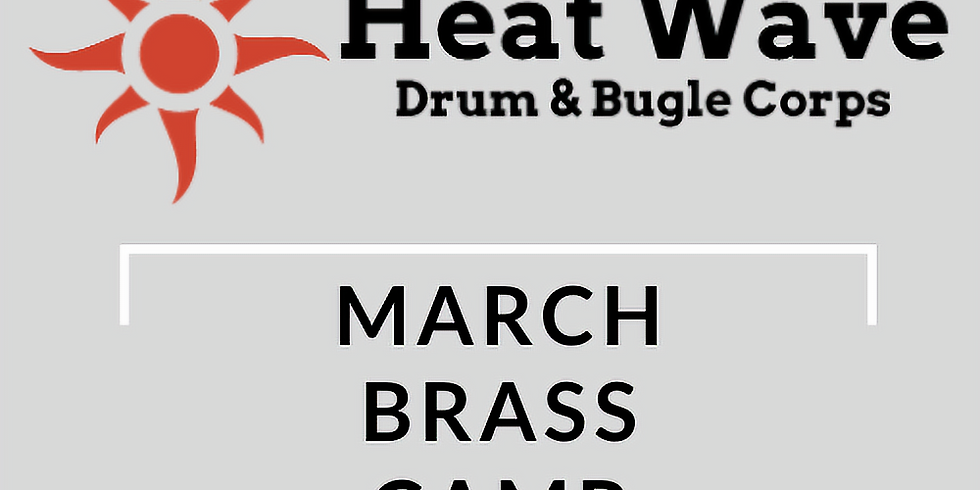 Heat Wave 2020 March Brass Audition Camp