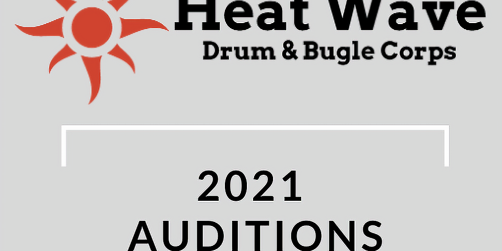 Heat Wave 2021 Auditions - May 29
