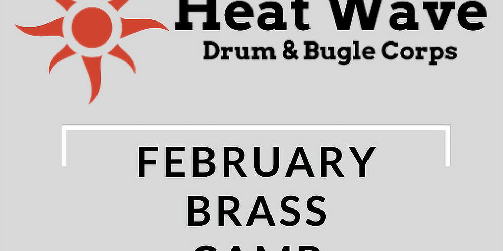 Heat Wave 2020 February Brass Audition Camp