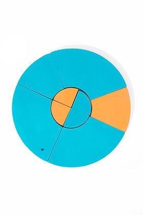 Tangram circular