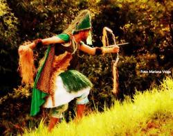 Oxóssi - caçador!