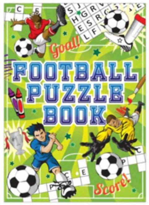 FOOTBALL FUN POCKET PUZZLE BOOK
