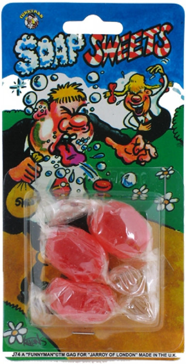 SOAP SWEETS