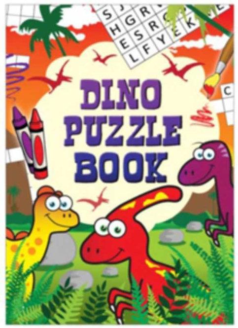 DINOSAUR POCKET PUZZLE BOOK