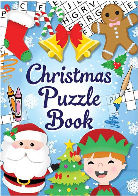 CHRISTMAS POCKET PUZZLE BOOK