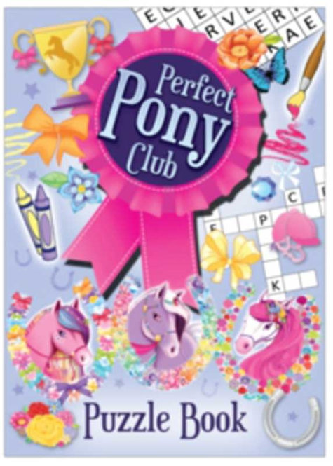 PONY POCKET PUZZLE BOOK