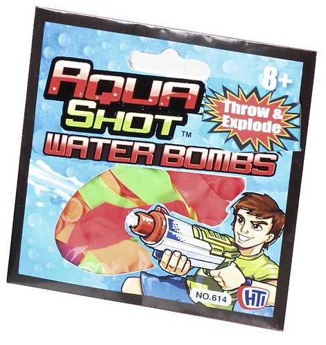 AQUA SHOT WATER BOMBS