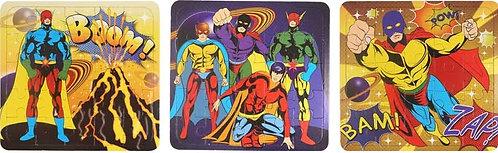 SUPER HERO JIGSAW PUZZLE