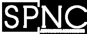 Logomarca SPNC fundo transparente branco