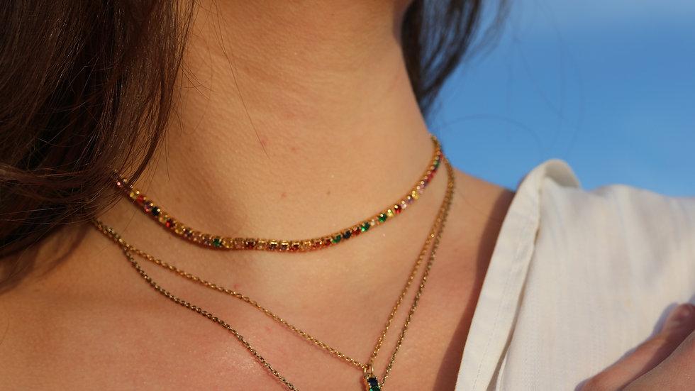 zicronuim necklaces