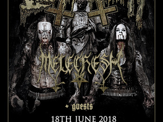 BELPHEGOR + MELECHESH at The Dome, London