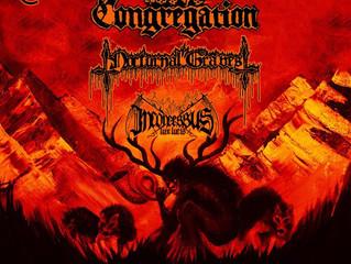 DESTRÖYER 666 + DEAD CONGREGATION at The Underworld, London