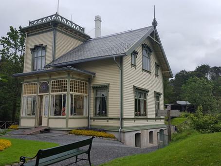 A Day at Troldhaugen