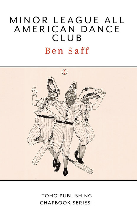 minor league all american dance club: Ben Saff