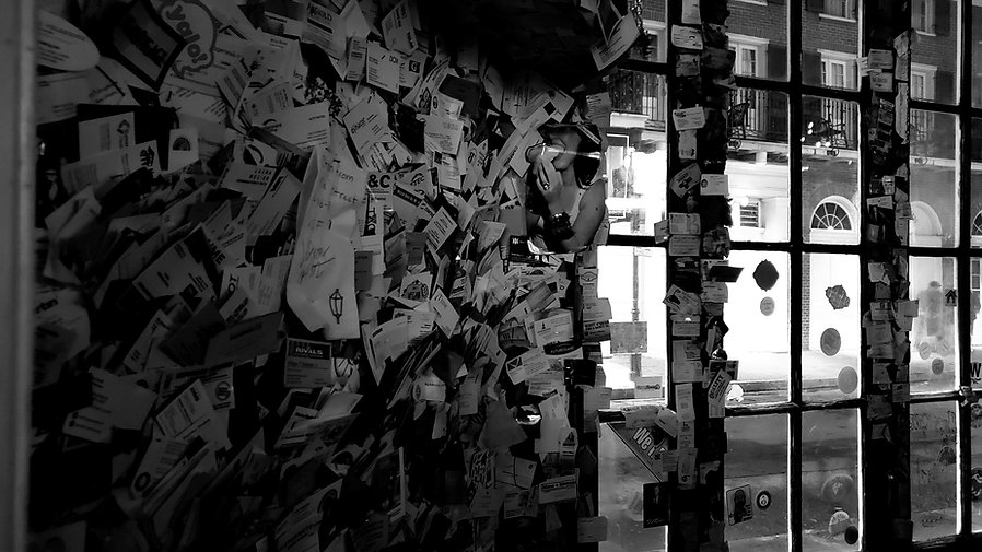 Bar Wall, French Quarter